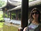 Ханчжоу, внутренний пруд.
