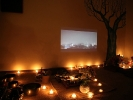виртуальные огни Варанаси