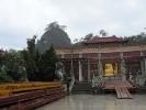 Новый храм монастыря Тянь Синь Юнь Лэ после новоднения