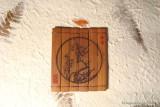 Набор подставок для чашек «Четыре благородных растения» (фото 2)