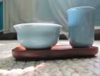 голубая чайная пара (фото 6)