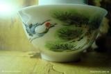 Чайная пара с журавлями (фото 2)