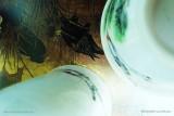 Чайная пара с журавлями (фото 6)