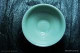 Голубая чашка с орнаментом (фото 2)