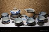 Керамический сервиз с гайванью (фото 1)