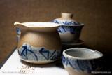 Керамический сервиз с гайванью (фото 5)