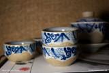 Керамический сервиз с гайванью (фото 6)