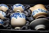 Керамический сервиз с гайванью (фото 2)