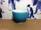 "Чашка ""Голубой агат"" (фото 1)"