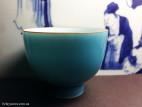 "Чашка ""Голубой агат"" (фото 5)"