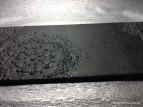 Черная керамическая подставка для чашек (фото 4)