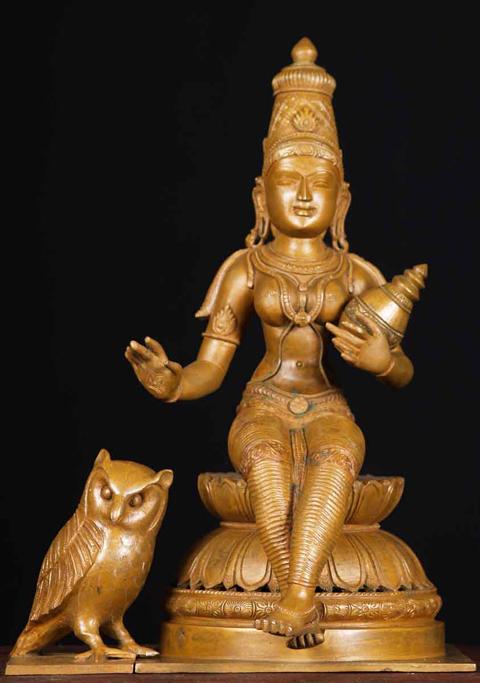 1-lakshmi-owl-statue